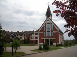Kościół i dom zakonny ojców Paulinów z Jasnej Góry