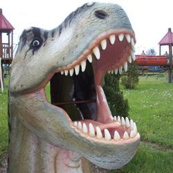 Bałtycki Park Dinozaurów we Wrzosowie. Rodzinny park...